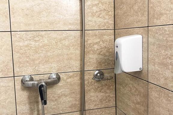 Smart Rooms Motel fürdőszoba