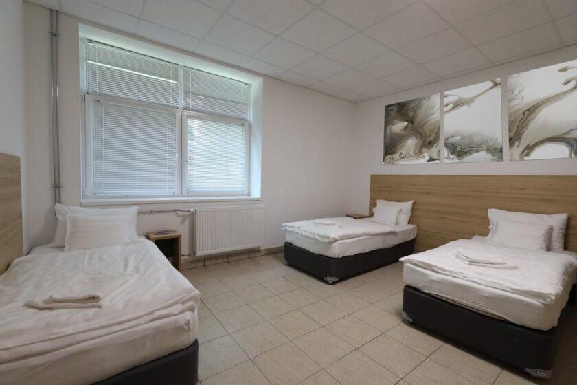 Smart Rooms Motel szoba