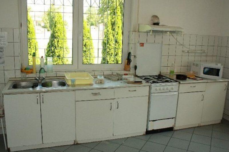 Szent Ferenc ház konyha