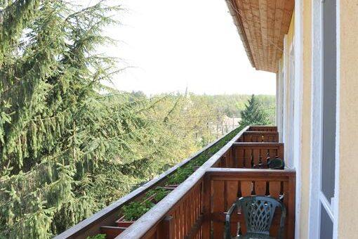 Gloriett Panzió erkély