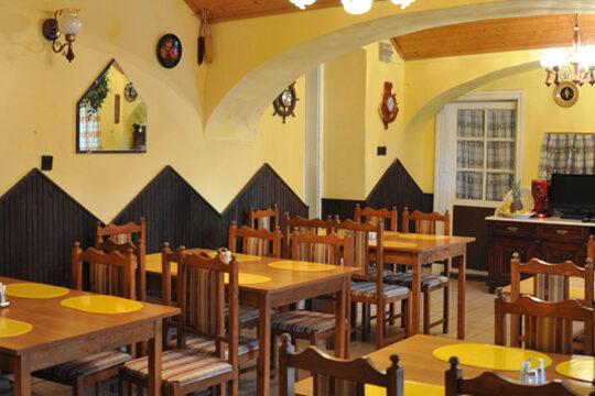 Gloriett Panzió étterem