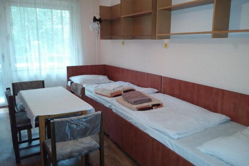 Tisza Sport Hotel gazdaságos szoba