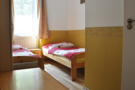 Gloriett Panzió szoba