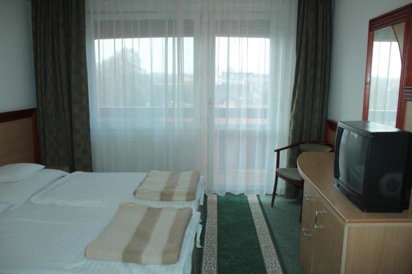 Tisza Sport Hotel Superior szoba