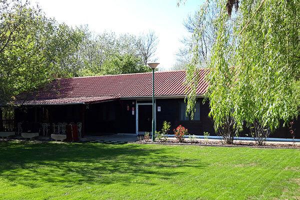 Fácán ház faház