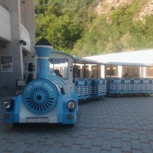 Tokaj városnéző kisvonat